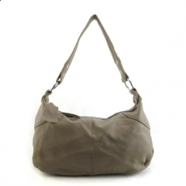 $199.95 Kelsey Taupe Leather Handbag free shipping within Australia at sterlingandhyde.com.au
