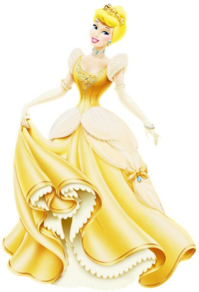 Cinderella Clipart PNG Picture