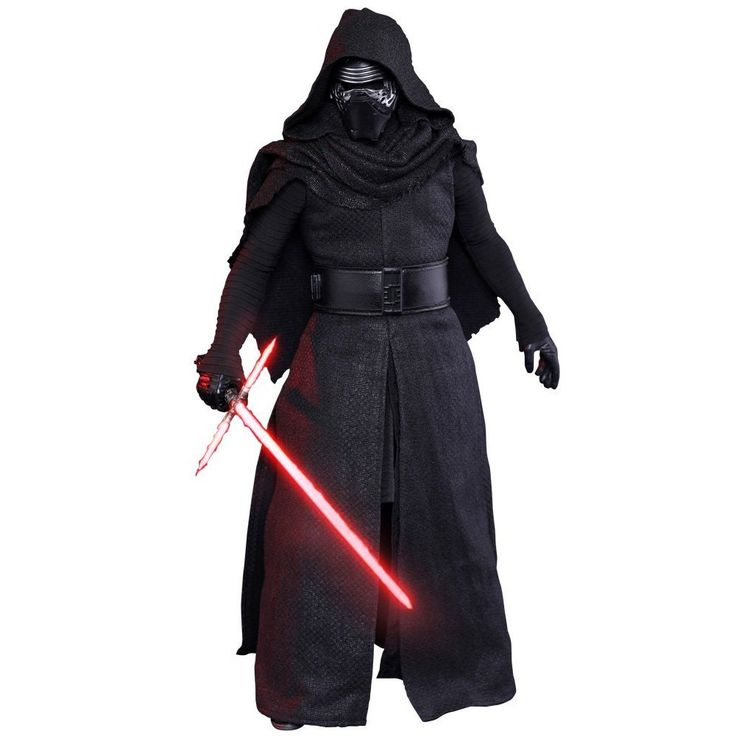 Hot Toys 1:6 Scale Star Wars The Force Awakens Kylo Ren Figure