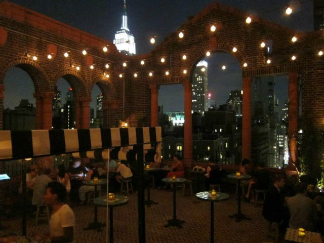 Pod 39 Rooftop Bar Nyc Bars Pinterest Ice Rooftop