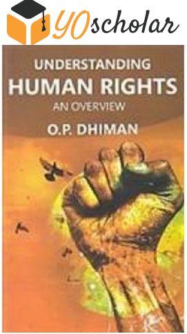 Understanding Human Rights: An Overview
