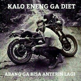 eneng diet kok bang ;v