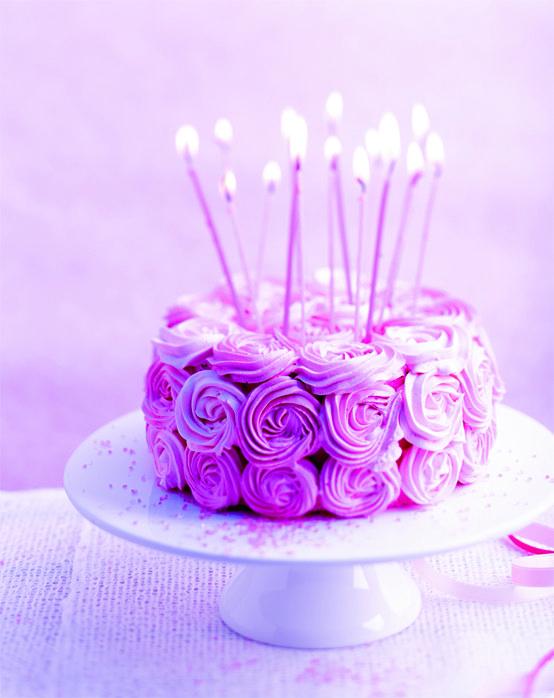 Gâteau 15 ans Elle à Table - Lenôtre