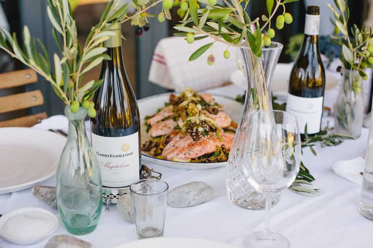 Gabriëlskloof launched its winter Sharing Sundays: 'Frans goes French on Sundays' 'Frans goes French on Sundays' from May to the end of August 2017 @ R300pp.Gabriëlskloof's full selection of superlative, award-winning wines are available to be enjoyed with every dish served at the restaurant