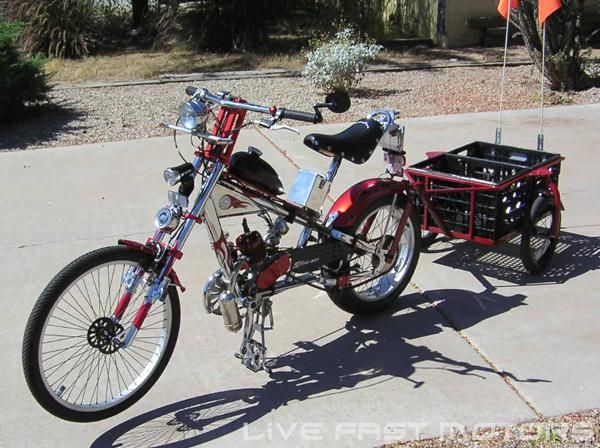 OCC-Chopper-Motorized-Bicycle-Gas-Powered-Bike-Motor-Moped ...