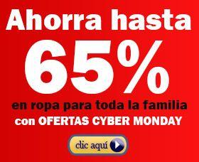 Lista de ofertas de lunes cibernetico cyber monday