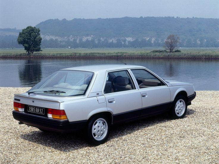 1984 Renault 25