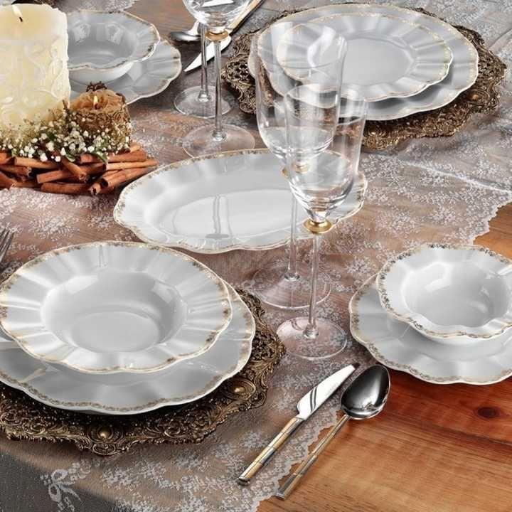 Kütahya Porselen Nil 83 Parça Yemek Takımı 847820 http://www.istermisin.com/3_239296_kutahya-porselen-nil-83-parca-yemek-takimi-847820