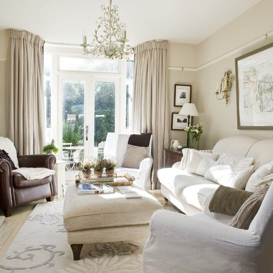 Beautiful Cream Living Room: 1000+ Ideas About Cream Living Rooms On Pinterest