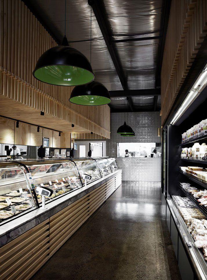 A Well Designed Butchery In Melbourne Australia Supermarket