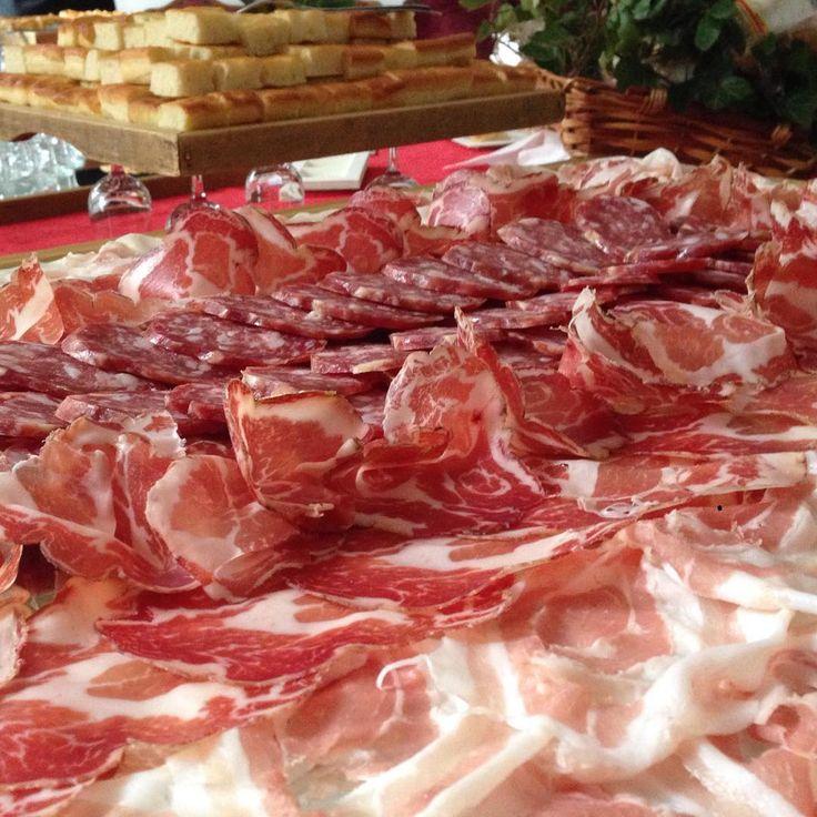L'aperitivo piacentino è servito #Piacenza #igerspiacenza #coppapiacentina #dop