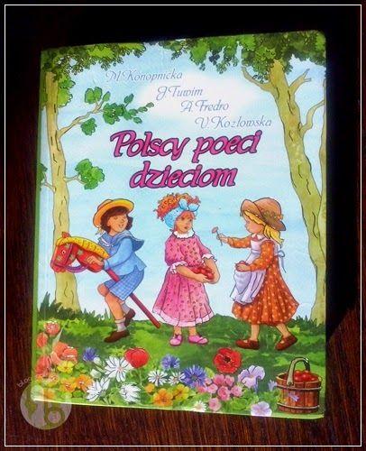 Recenzja niezwykłej książki, która łączy pokolenia! Zapraszam :)  #polscypoecidzieciom #wierszedladzieci