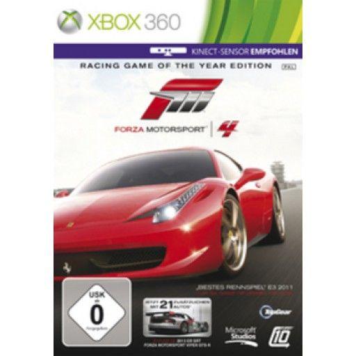 Forza Motorsport 4  X-Box 360 in Rennspiele FSK 0, Spiele und Games in Online Shop http://Spiel.Zone