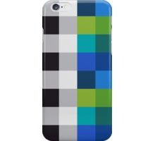 Dan and Phil's Bedding Pattern iPhone Case/Skin
