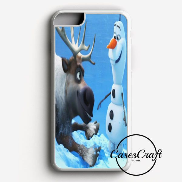 Sven And Olaf Funny Cartoon iPhone 7 Plus Case | casescraft