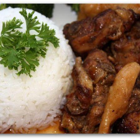 Brown Stew Chicken - Jamaican Recipe | Key Ingredient