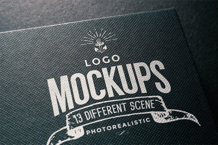 Free-Photorealistic-Embossed-Logo-Mockup-with-Shinning-Effect