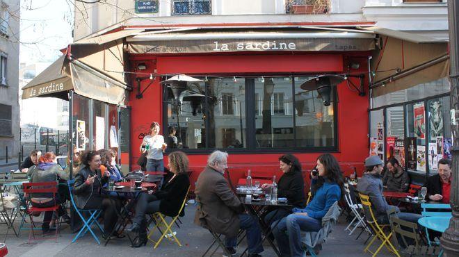 10 best bars en terrasse images on pinterest decks paris restaurants and paris bars - Restaurant en terrasse paris ...
