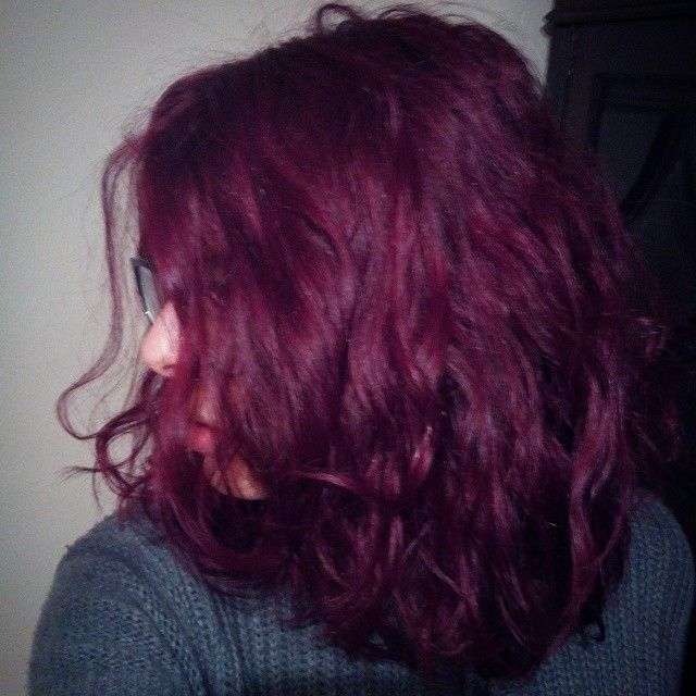 dark tulip la riche directions hair color i would love it if it turned out - La Rich Coloration