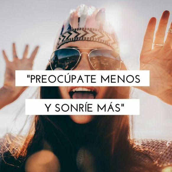Alegra tu día leyendo estas frases que te encantarán. #FrasesMotivadoras #FrasesAlegres #Frases #Frasesdelavida #Sonrisa