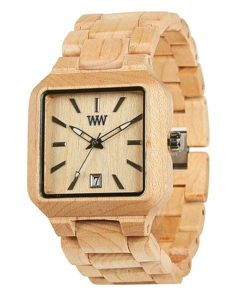 WeWood watch METIS BEIGE | ☼ Watches | Studio ArtStyles