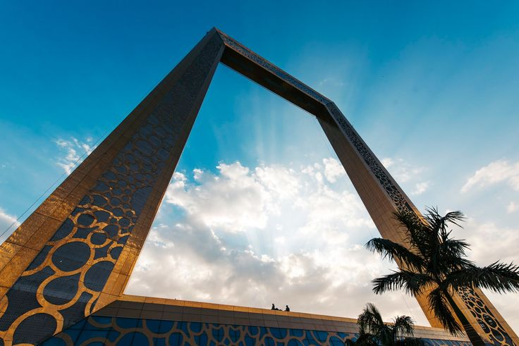 Dubai Just Unveiled the World's Largest Picture Frame