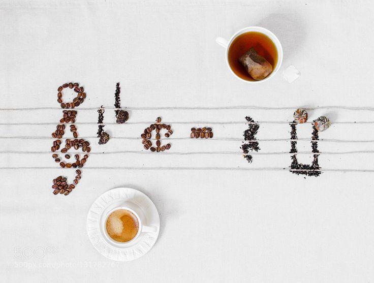 Pic: Tea-Coffee Cantata