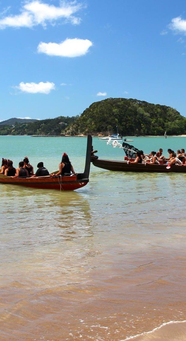 Waitangi, , Northland, New Zealand (surrounding Paihia - first stop of trip)