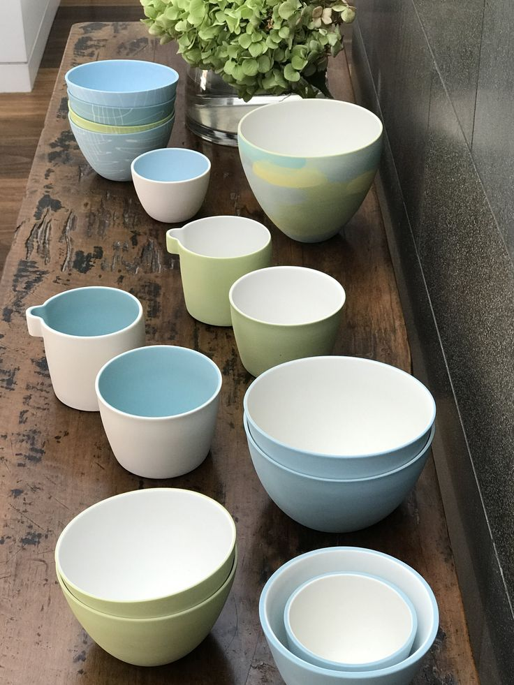 Porcelain by Cast Ceramics