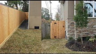 Get Wood Privacy Fence Cost in Houston by calling (281) 205-4794 Pay less at http://ezlocalfence.com Free Quote for residential & commercial fence and gate.  Find the best rates on wood privacy fence cost in Houston TX. Call us for a free quote today!  Need an awesome privacy fence for your your home or place of business in Houston Texas and the surrounding areas?  We can save you money on your wood fence installation. Call us for a free estimate at 281-205-4794.  Other search terms used to…