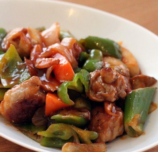 ✩つくれぽ2000人&本掲載&TV放送感謝✩ 豚こま肉で塊肉よりも柔らかく揚げずにヘルシー!一度食べて頂きたいレシピです
