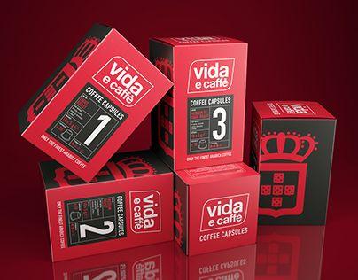 "Check out new work on my @Behance portfolio: ""Vida e Caffè Capsule Boxes"" http://be.net/gallery/52920853/Vida-e-Caffe-Capsule-Boxes"