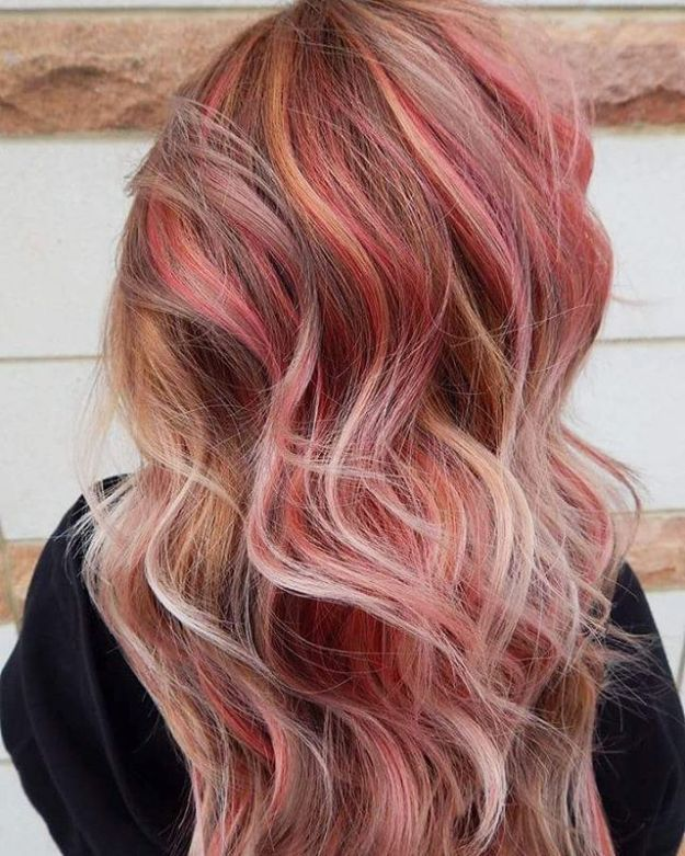 40 Pink Hairstyles As The Inspiration To Try Pink Hair Pink Hair