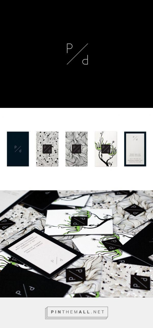 Pedro Paulino Self Branding  | Fivestar Branding Agency – Design and Branding Agency & Curated Inspiration Gallery