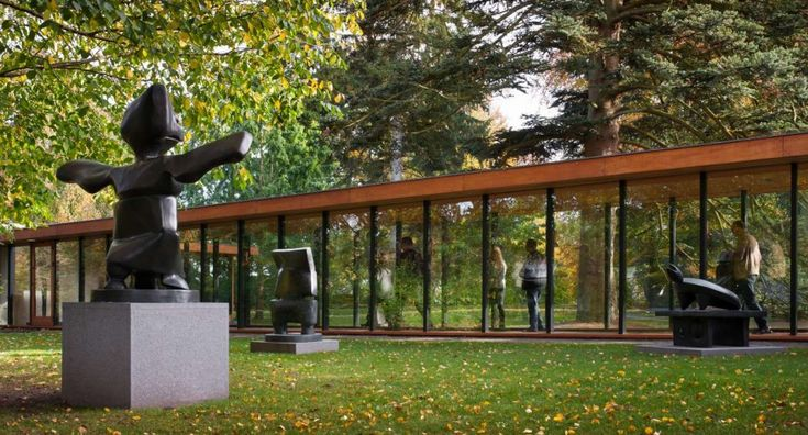 The Louisiana Architecture // Vilhelm Wohlert and Jørgen Bo
