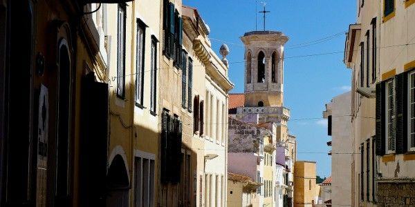 Centre ville de Mahon, Minorque - © Franco Vannini