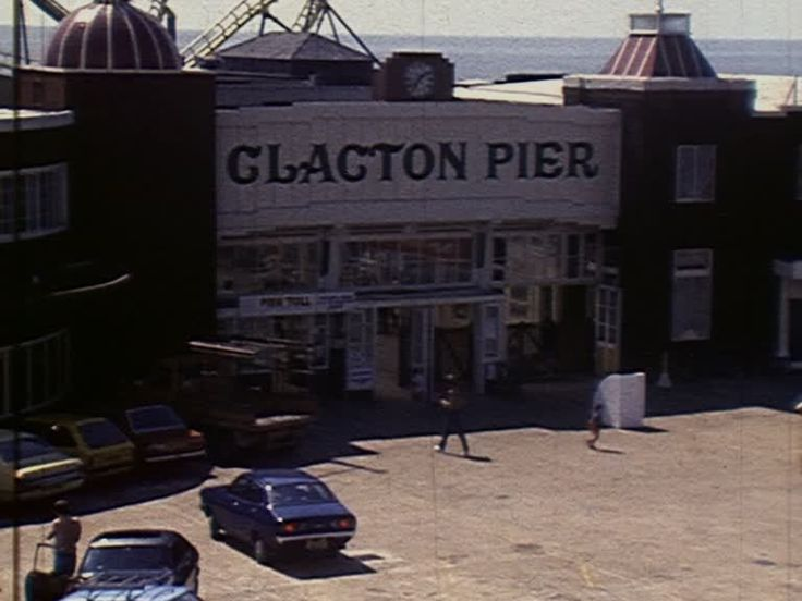 Then - And Now : Clacton-on-Sea
