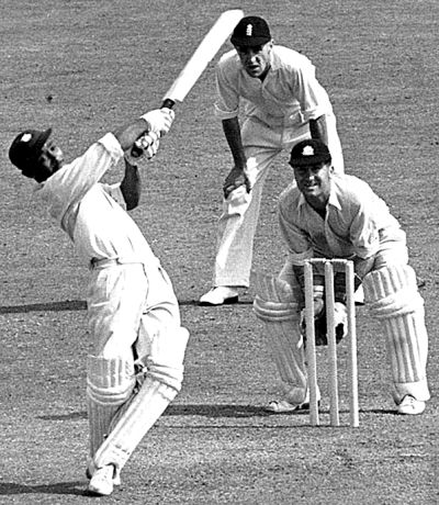 Sir Frank Worrell: one of cricket's statesmen.