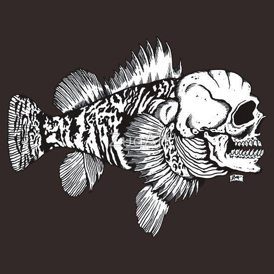 Tropical Fish Tropic Fish Hawaii Skull Categoria