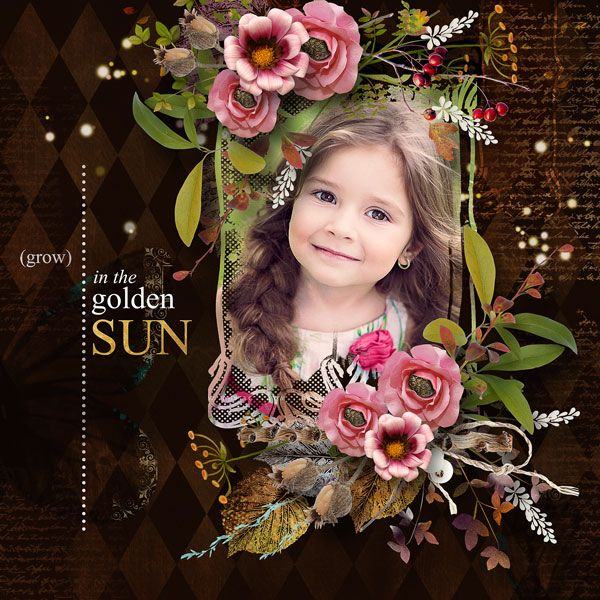 """""""Golden Summer"""" by Sarahh Graphics, https://www.pickleberrypop.com/shop/product.php?productid=33910&page=1, photo Irina Grishina use with permission"""