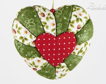 Heart Kimekomi Decoration Valentine's Day Gift