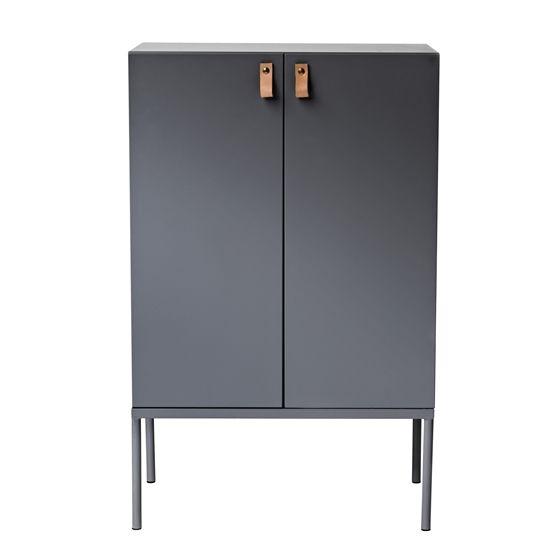 Cute Cabinet, Dark Grey