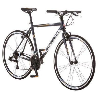 Schwinn Men's Volare 1200 28 Flat Bar Road Bike - Gray