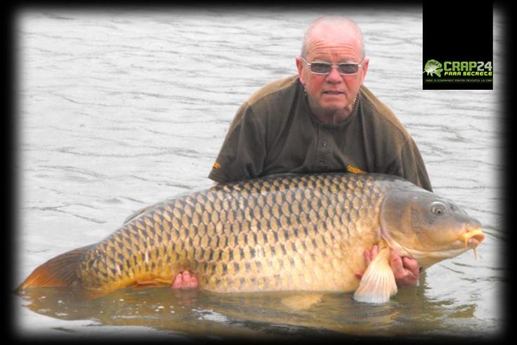 Spre uimirea pescarului, de această dată peștele a cântărit doar...    Detalii aici >>> http://www.crap24.ro/crapul-record-mondial-a-fost-pescuit-de-doua-ori-intr-o-singura-saptamana/