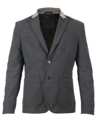 Selected Mount Blazer Grey