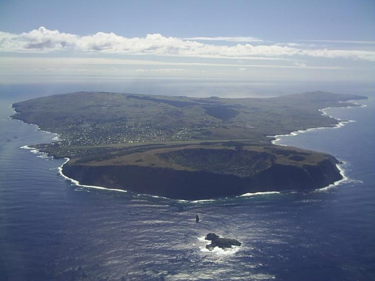 Rapa Nui, South Pacific.