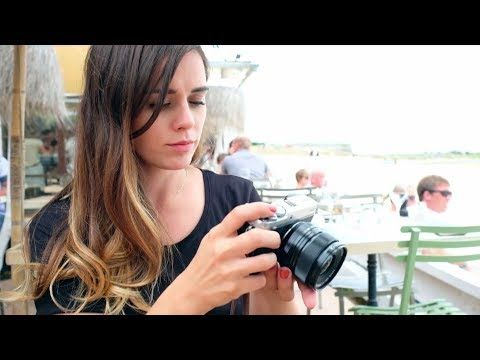 (2) X-E3: Victoria Wright x Lifestyle / FUJIFILM - YouTube