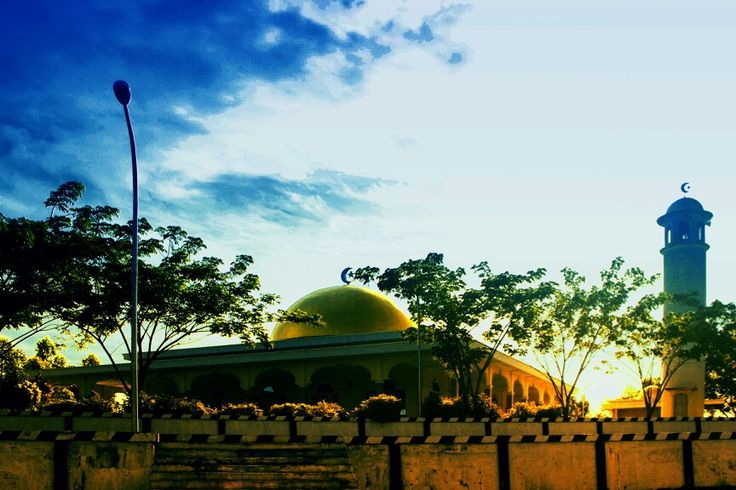 Sengeti Mosque, Jambi - Indonesia  #02
