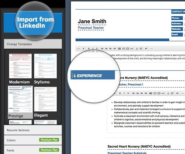 best resume maker app for bestsellerbookdb free
