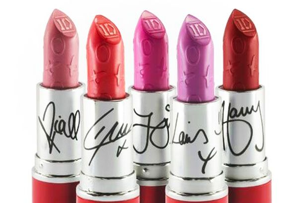 One Direction Lipsticks - One Direction Makeup Line where can i get this? please SOMEONE TELL ME!!!!!!!!!
